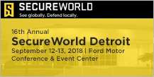 SecureWorld Detroit