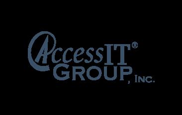 AccessIT Group, Inc. color logo